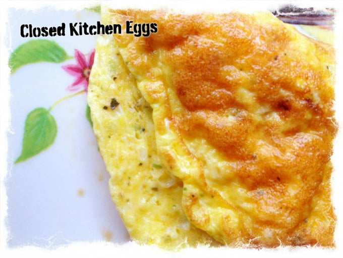 "Closed kitchen eggs are an easy way to make the most delicious eggs. Reference in ""The Rules of Civility"" and brought to life for the egg lover to enjoy!"