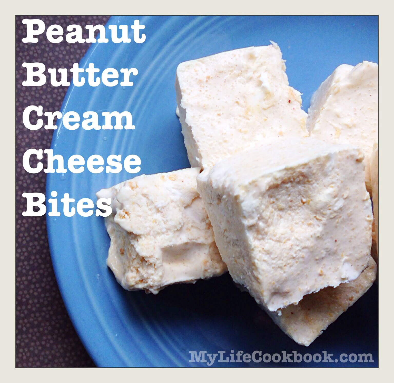 These peanut butter cream cheese bites are low carb and only 1 WW point.