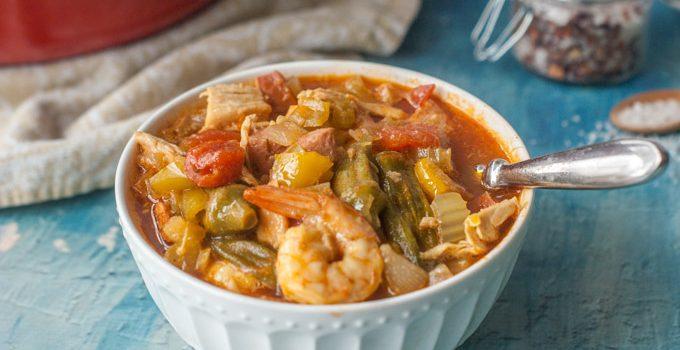 Low Carb Jambalaya Soup