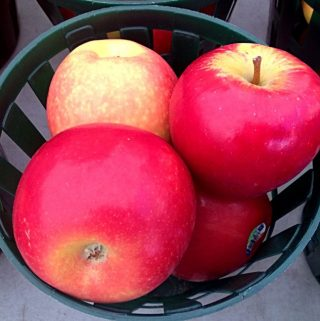 Quick & Healthy Kid's Apple Snack