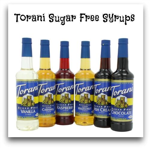 Torani SF Syrups
