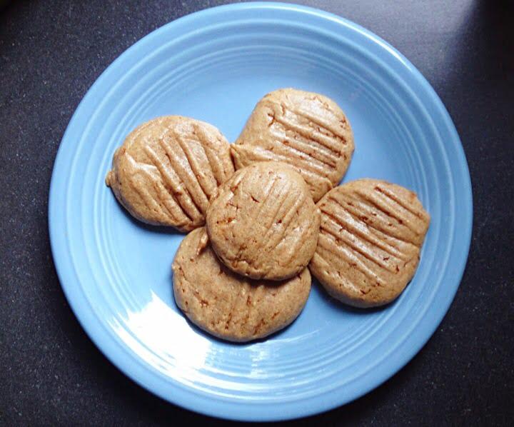 Almond Butter GF Cookies