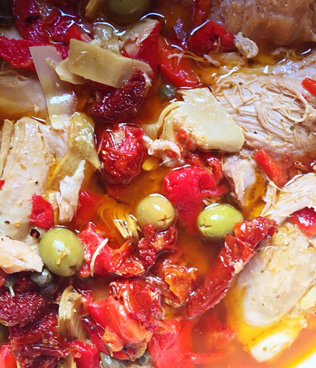This Easy Tuscan Chicken Dish Is Quick And Delicious All You Need Is Chicken And