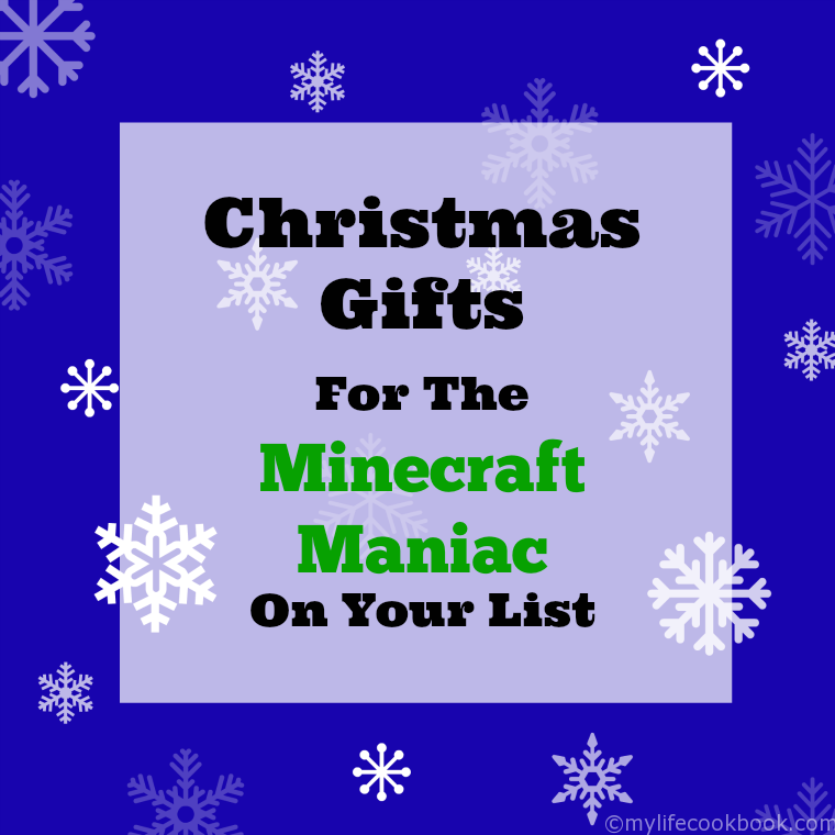 Christmas Gifts for Minecraft Maniacs