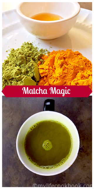 matcha magic