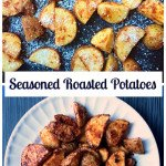 Roasted Potatoes..easy and delicious