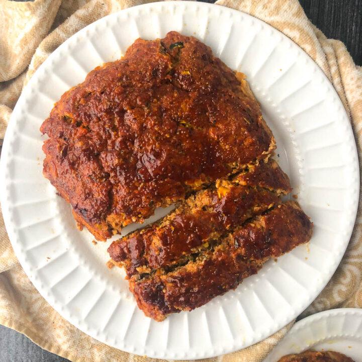 Gluten Free Turkey Meatloaf Recipe