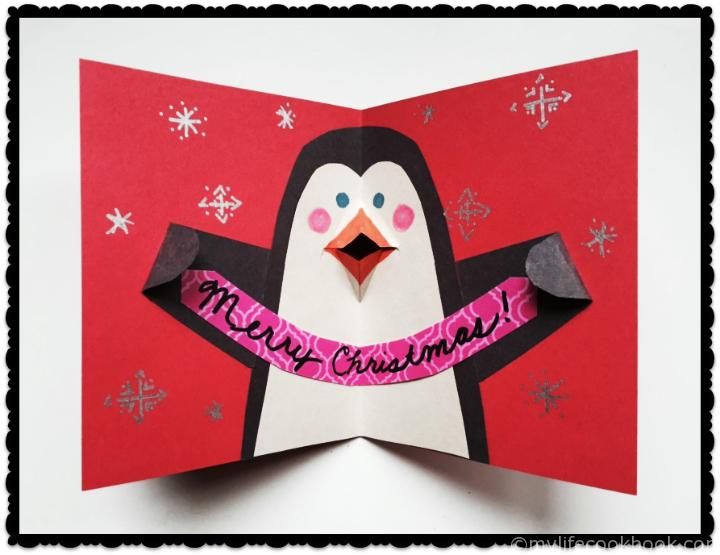 Kid's School Craft -Handmade Cards