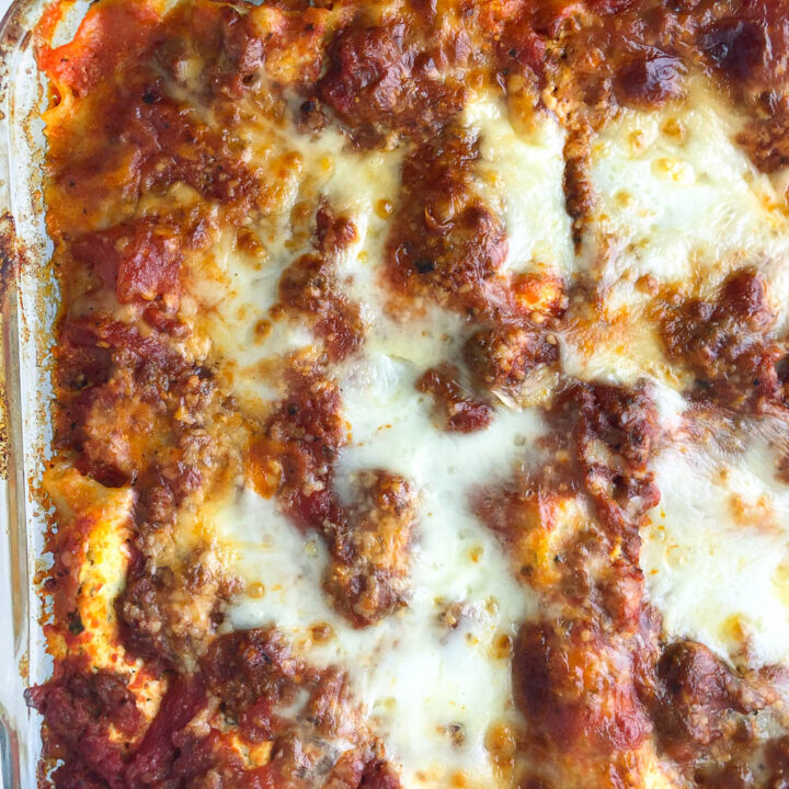 Best Homemade Lasagna Recipe - mom's family recipe.