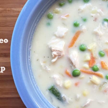 Paleo Pot Pie Soup