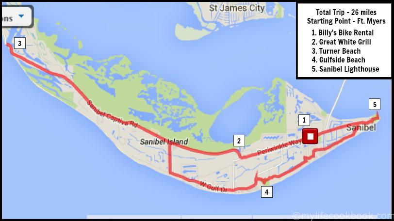 Day Tripping With Rick Sanibel Island By Bike