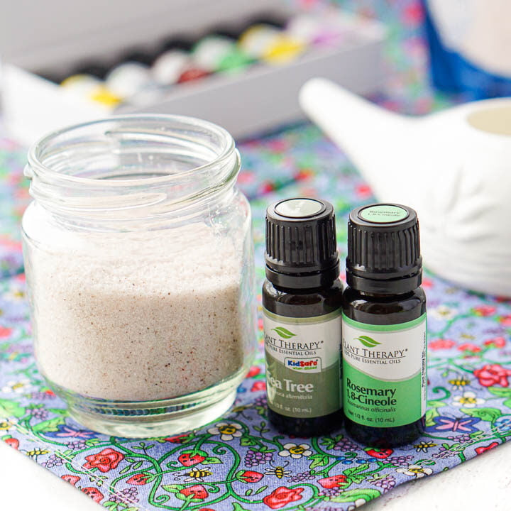 Neti Pot Salts Recipe