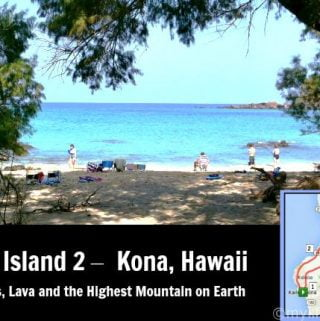 Day Tripping with Rick – Kona, Hawaii – Going North