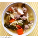 Best Wedding Soup Ever