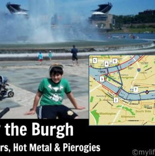 Day Tripping with Rick – Biking the Burgh – Pittsburgh PA