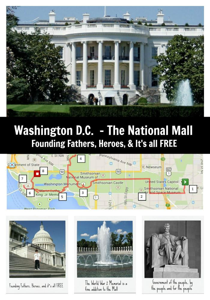 Day Tripping with Rick - Washington DC - The National Mall