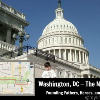Day Tripping With Rick – Washington, DC – The National Mall