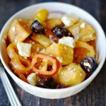 Greek Sweet Potato Salad Paleo