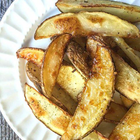 Perfect Crispy Steak Fries
