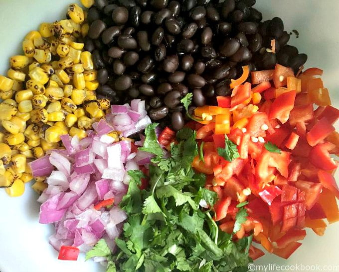 Mexican Bean Salad Is Perfect For Summer Picnics And Parties That You Can Make The Night