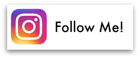 graphic saying Follow me with Instagram logo