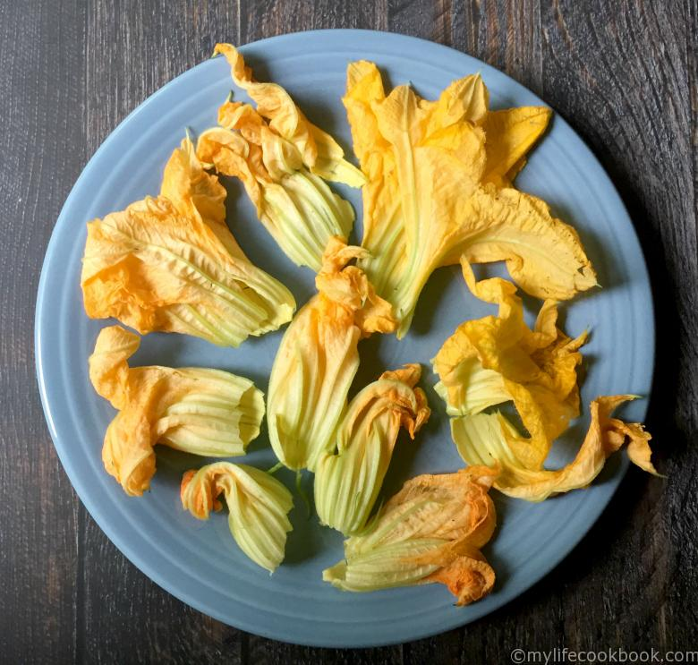 These Fried Zucchini Blossoms are a fun and tasty treat to try with all that abundant garden zucchini.
