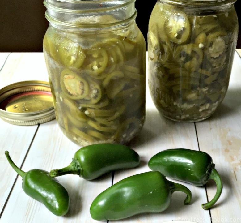 Rick's pickled jalapeño peppers recipe is a tasty use of fresh jalapeños from the garden. Much better than store bought and very easy to make.