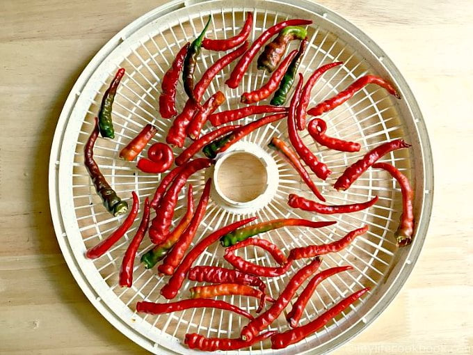 Make your own sun dried tomatoes & hot pepper flakes from your summer harvest so you can enjoy them all year long!