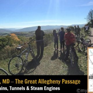 Day Tripping With Rick – Cumberland, MD – The Great Allegheny Passage