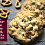 Not only are these the best chocolate chip cookies, but they have bacon and pretzel pieces. Case closed.
