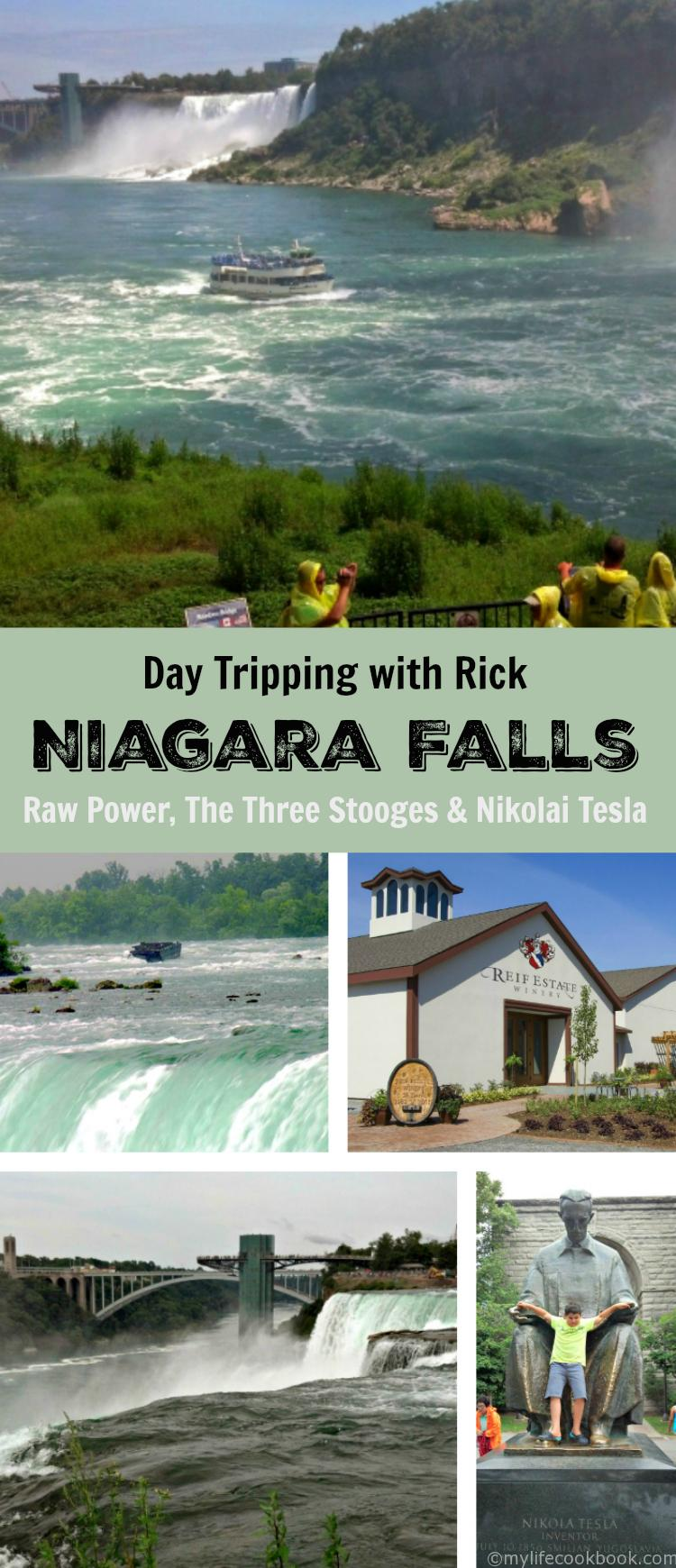 Enjoy a lovely day trip around Niagara falls with Rick.