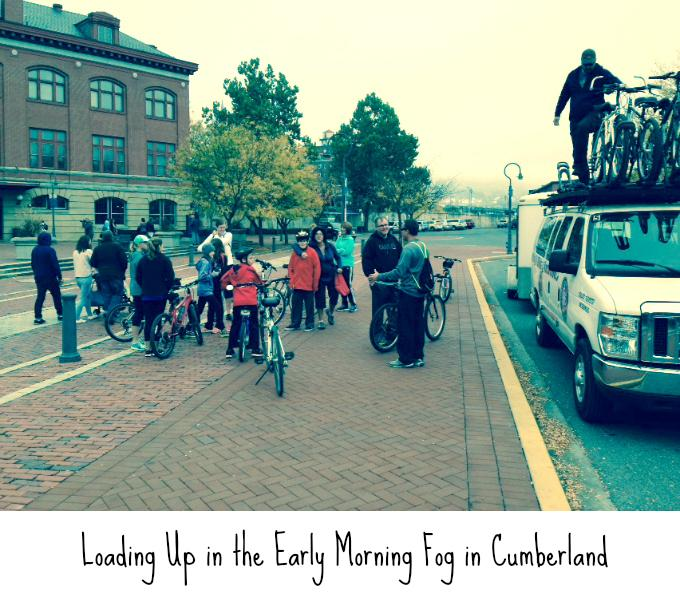 Enjoy a Day Trip with Rick on a bicycle ride from Deal, Pa to Cumberland MD in this scenic and easy bike trip.