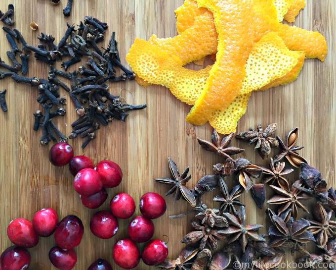 Enjoy the flavors of fall in the infused vodka using cranberries, oranges, cloves and star anise. A great low carb drink for fall.