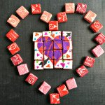 This is a fun Valentines Day candy puzzle that your kids can make. Using candy as puzzle pieces makes for an easy and fun craft for school.