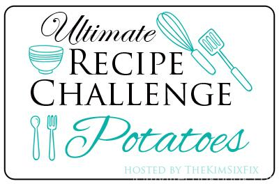 The ultimate potato challenge - featuring bloggers best potato recipes!