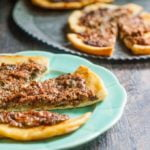 These easy meat pies are full of flavor and make a delicious change of pace for a week night dinner.