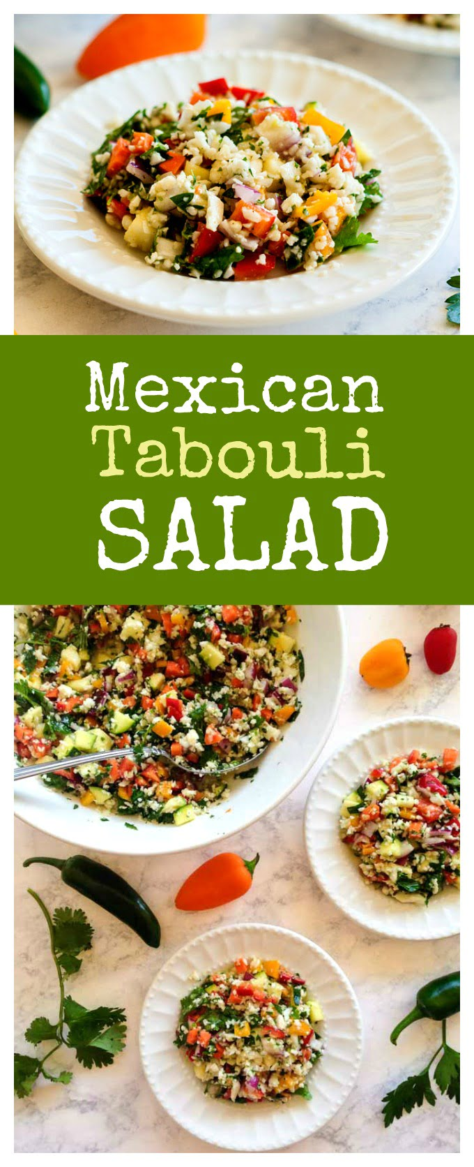 Mexican Food With Using Cilantro And Lime Juice