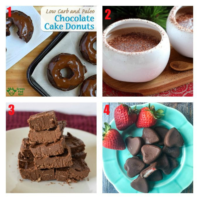 Check out these 16 low carb chocolate recipes to keep you on track in the coming new year. Healthy treats you can feel good about eating.