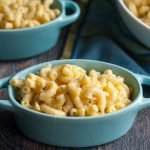 This is the creamiest white cheddar mac & cheese and you can make it in the Instant Pot! Creamy, cheesy and utterly delicious, this is a side dish your whole family will love!