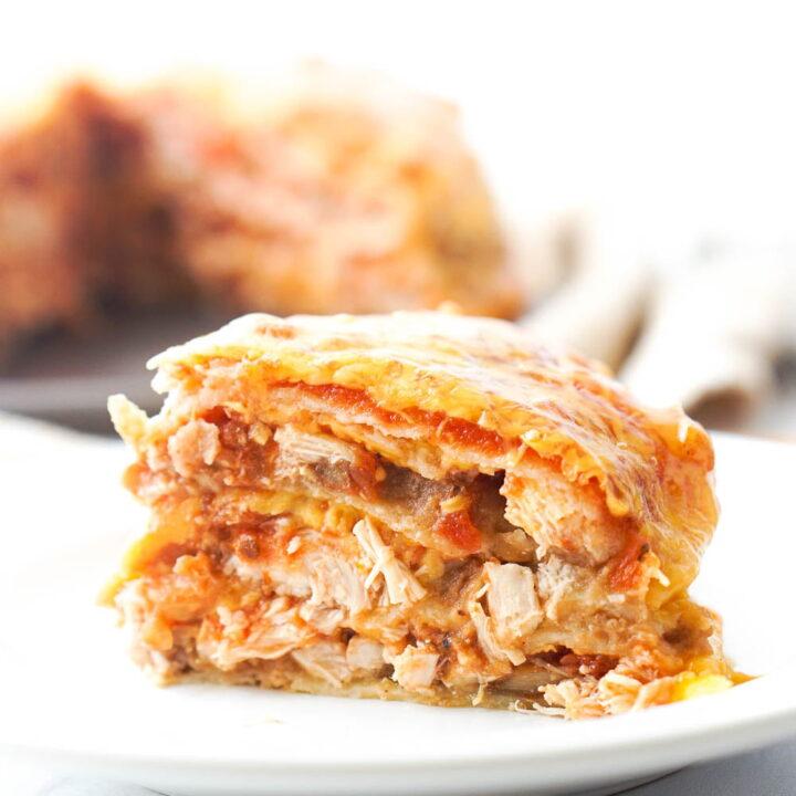 Instant Pot Mexican Lasagna