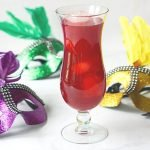 Mardi Gras is just around the corner, so what better way to celebrate than with low carb hurricane gelatin shots! Try this drink even without the rum for a delicious nonalcoholic drink.