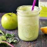 If you want to try something different form your usual sweet smoothie, give this power greens coconut ginger smoothie a try. First of all it's not sweet and full of healthy, tasty ingredients. Check it out!