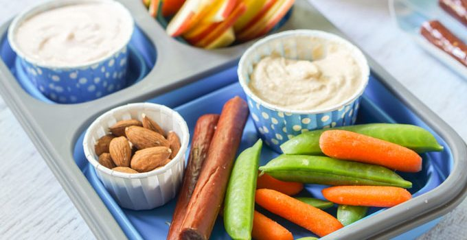 Protein Rich Lunchbox Ideas for an Easy Back to School Lunch
