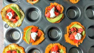 Low Carb Taco Cups