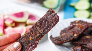 Make Your Own Smoked Beef Jerky