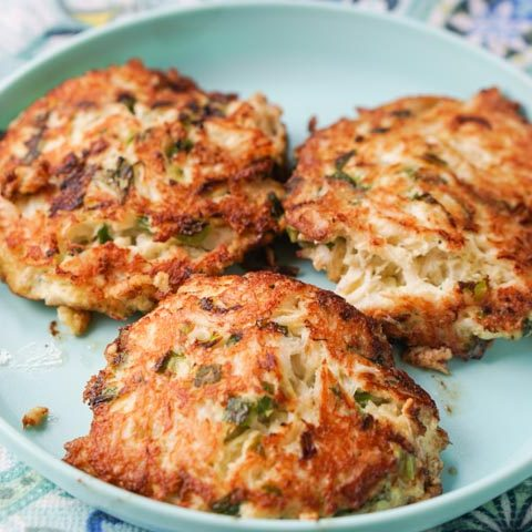 Easy Low Carb Crab Cakes