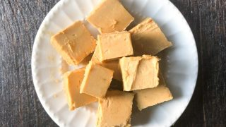 Keto Peanut Butter Fudge