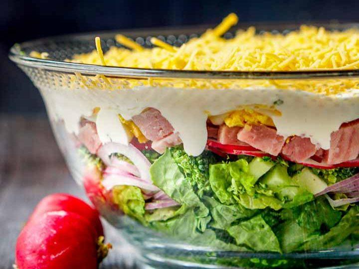 Ham Salad Recipe Low Carb