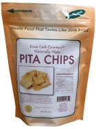 Dixie USA Carb Counters Pita Chips at Netrition.com.