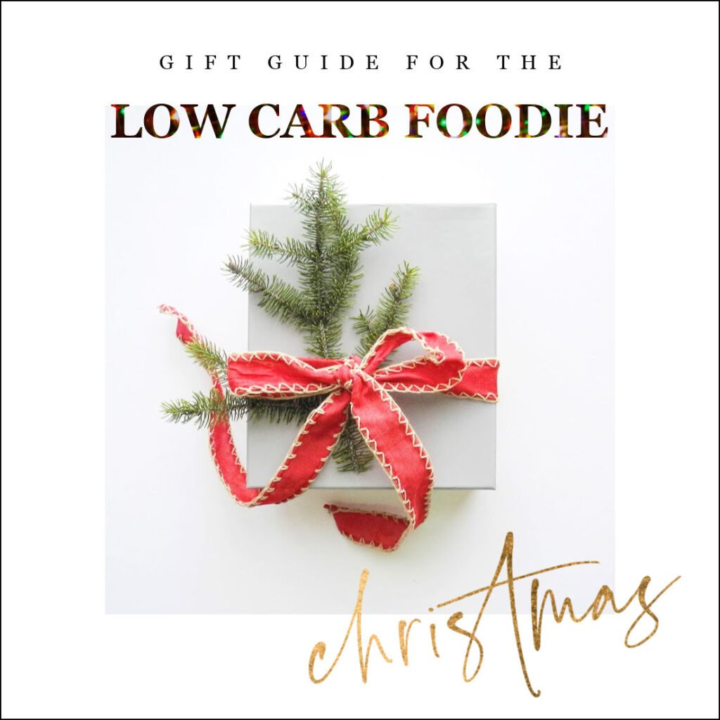 graphic with a a present wrapped in a red bow with text